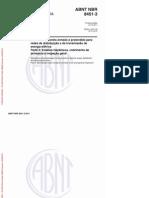 ABNT NBR 8451-3