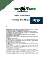 Onetti, Juan Carlos - Tiempo De Abrazar.doc