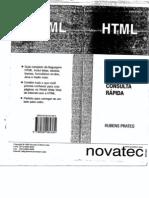 Guia de Consulta Rápida HTML