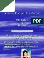 Edutopia Cochrane Schturnaround PD Learning Focused Intro