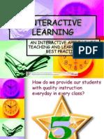 Edutopia Cochrane Schturnaround PD Interactive Learning