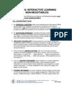Edutopia Cochrane Schturnaround PD Interactive Learning Non Negotiables