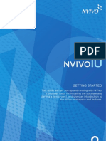 NVivo10 Getting Started Guide