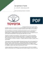 Por Que as Empresas Querem Ser Toyota