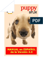Manual de Puppy Linux v4.0 A5