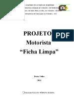 PROJETO Motorista Ficha Limpa[1]