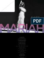 Mariah Carey - E=MC² (iTunes Digital Booklet)