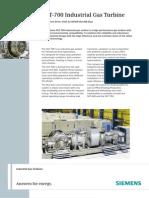 Brochure Siemens Gas-Turbine SGT-700 MD
