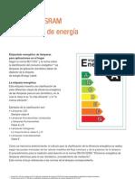 2013 Clasificacion Energtica (Es)