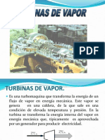 Turbin as de Vapor
