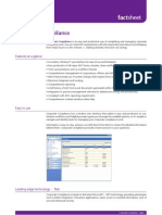 MYOB Corporate Compliance