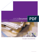MYOB Document Manager