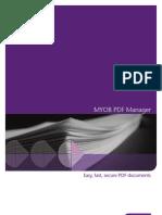 Myob PDF Manager