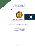 thông tin viba vệ tinh BTL