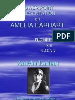 Earhart Amelia Powerpoint