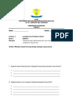 PK Thn 2 - Konjunktivitis (B3D7E1)