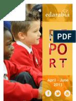 Edarabia Rankings Report - Q2-2013