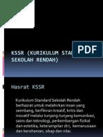 KSSR (sains)