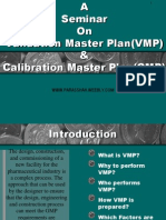 Calibration Master Plan Lm