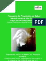 Fichas Resumen Salud Mental
