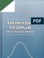 Tikimybiu Teorija Ir Statistika (A. Aksomaitis)