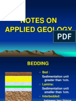 Deskripsi sample geologi
