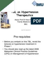 TBL on HT Therapeutics