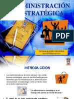 4. Administracion estrategica