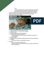 Pediatrics Specific Disorders
