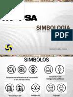 Material Simbologia Maquinaria Pesada
