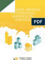 20130415 Informe a3e Consumos Ahorros Eficiencia Energetica