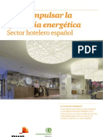 Eficiencia Energetica Sector Hotelero
