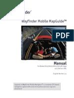 Wayfinder Mobile MapGuide
