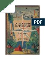 Géographie L Planel 05 CM1-CM2 (Fin d'études primaires) Géographie Documentaire