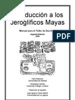 Introduccion a Los Jeroglificos Mayas