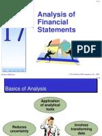 Financial Statements Analysis - Larson