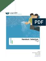 Selenium - Technical Handout