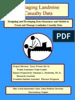 Managing Landmine Casualty Data