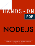 Hands on Nodejs