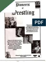 Pioneers of Wrestling