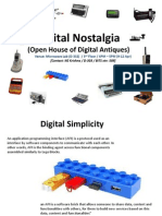Digital Nostalgia Exhibits Kgk