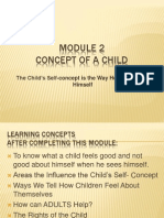 Module 2- Concept of s Child