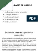 SIAD Curs 4 Modelare Previziune