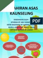 k.asas Kaunseling