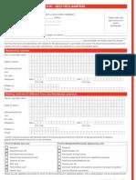 Resident Kyc Declaration Form 11-12-12
