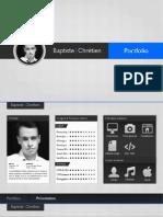 Portfolio - Keynote V3
