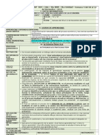 SESIÓN DE APRENDIZAJE Nº  004 – 2do – 4to BIM – 4ta Unidad – Semana 4 del 08 al 12 de Noviembre - 2010