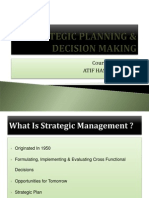 planing and decision making