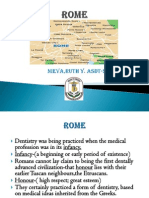 ROME Ppt( Report)