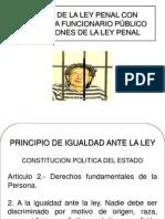 Validez de La Ley Penal